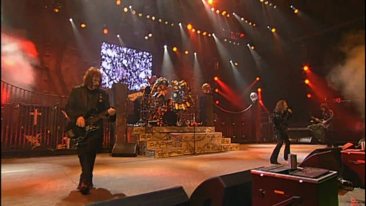 Heaven and Hell – Die Young (Wacken Festival 2009) HD