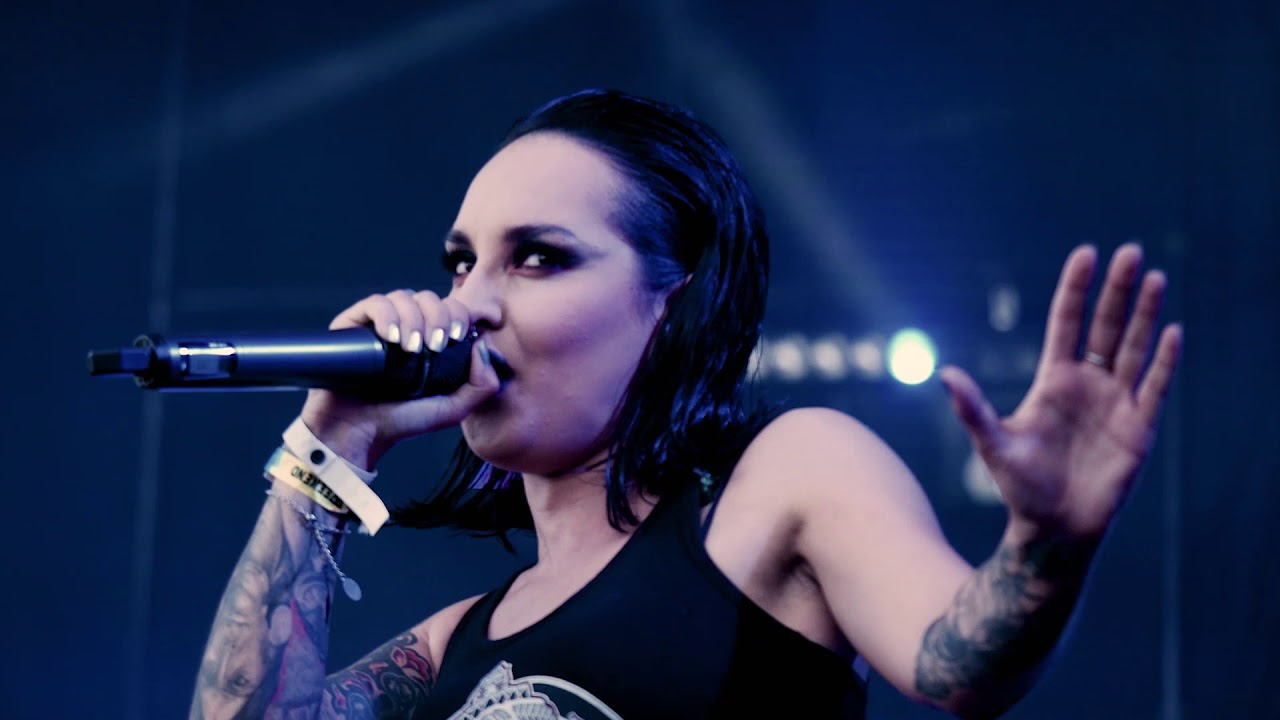 JINJER – Who Is Gonna Be The One (Live)   Napalm Records