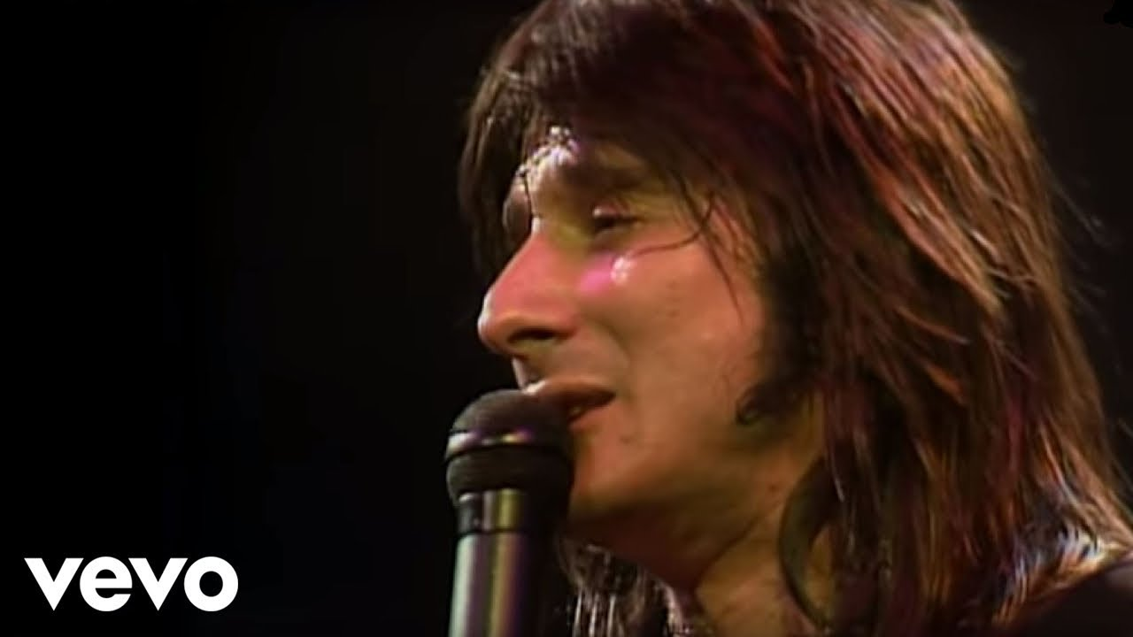 Journey – Open Arms (Official Video – 1982)