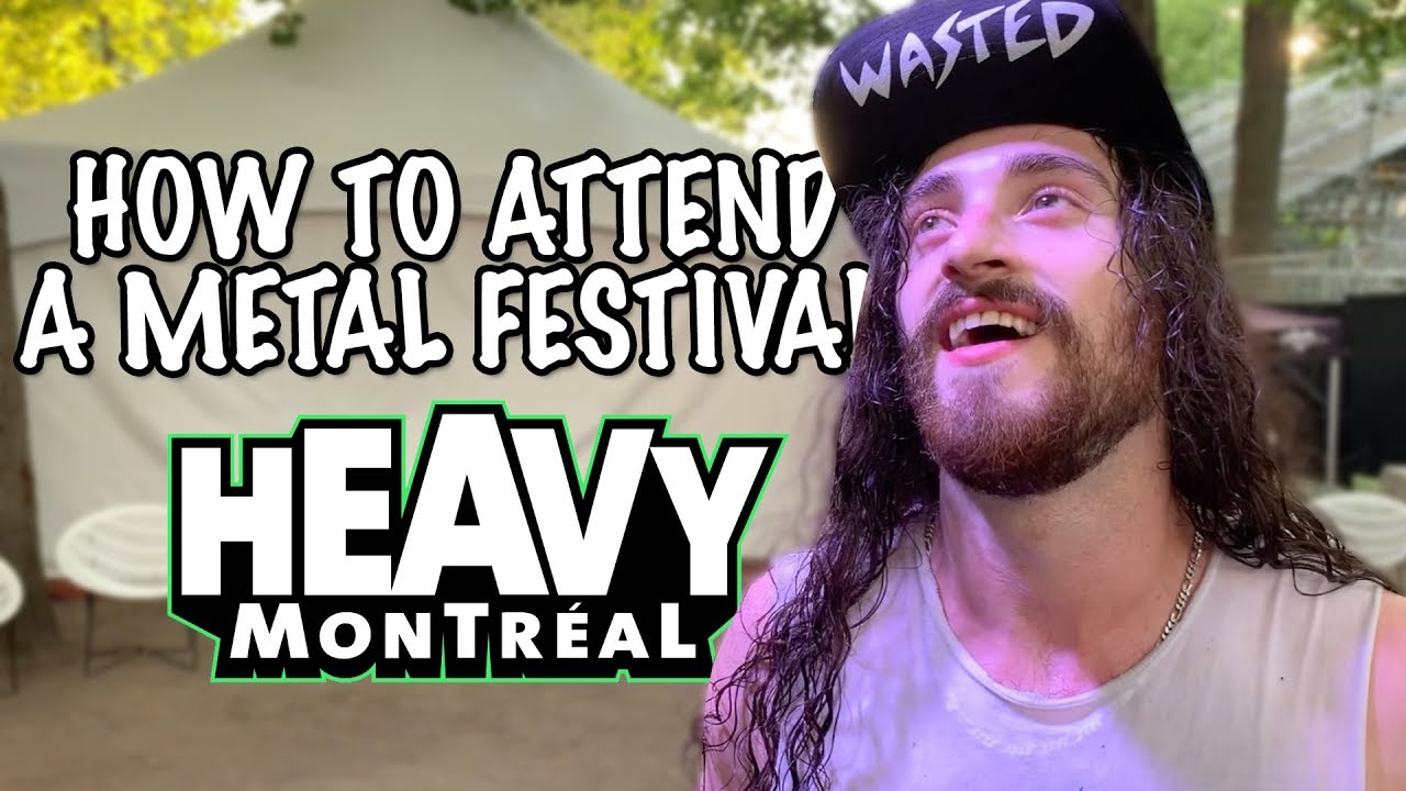 How To Attend A Metal Festival