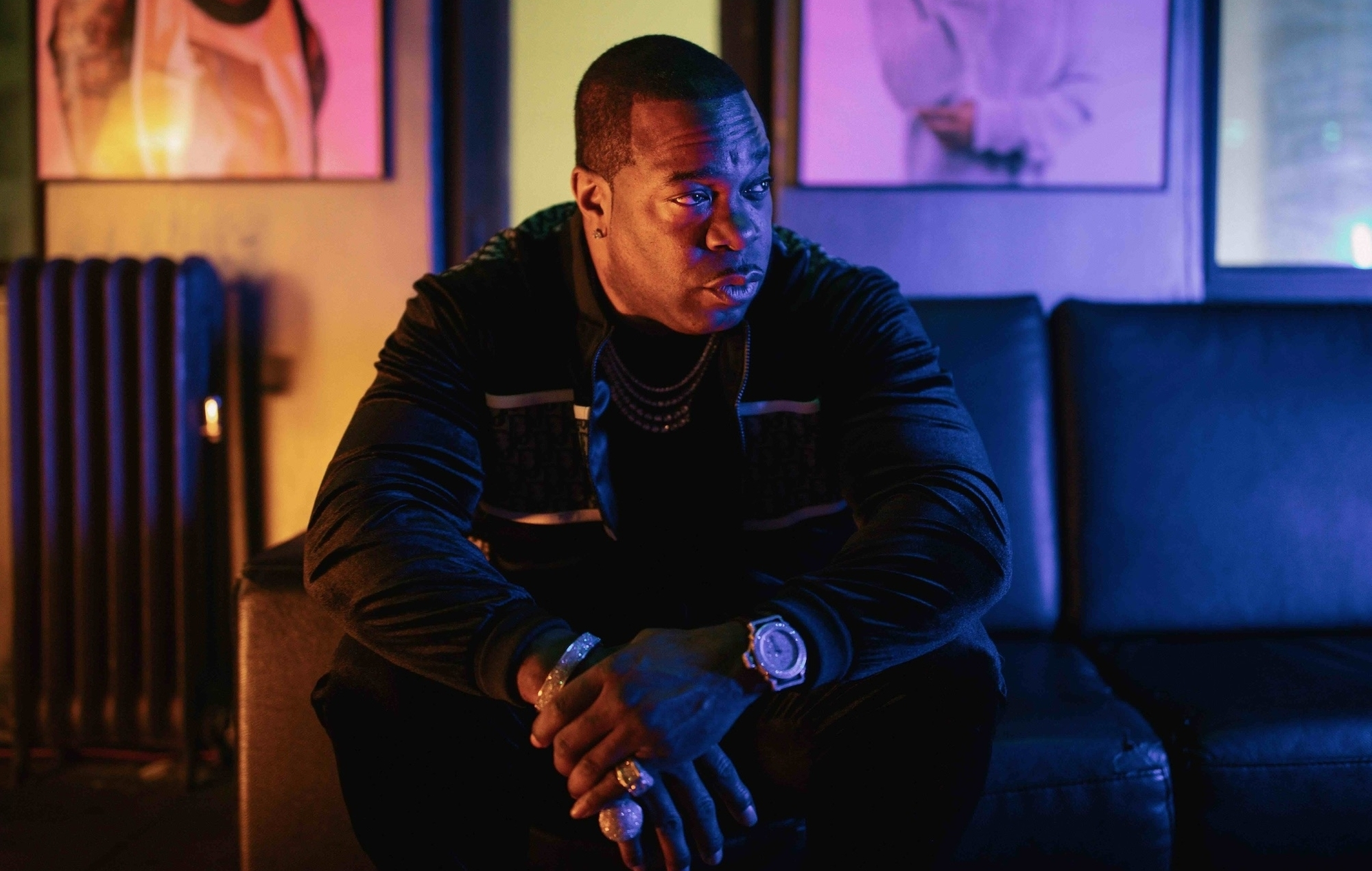 Busta Rhymes announces special 25th anniversary version of 'The Coming'